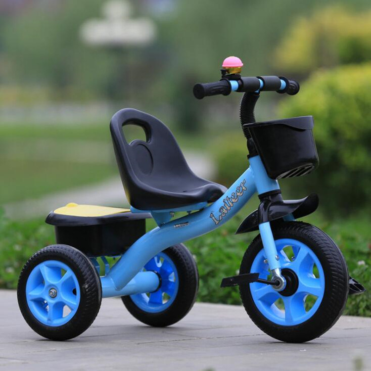 Children's bicycle, tricycle