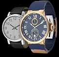 Watches, accessories