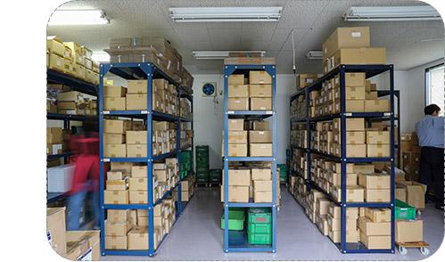 Hatori Shop Warehouse